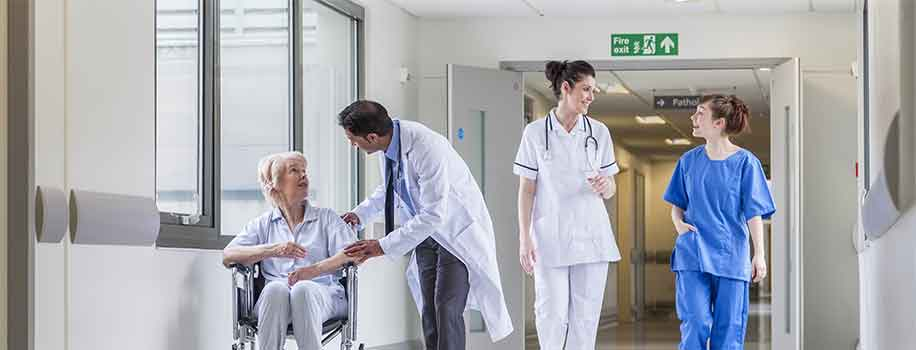 Security Solutions for Healthcare Facilities